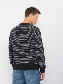 Свитшот Calvin Klein Jeans J30J316332-BAE0 Ck Black