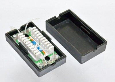 Коробка соединительная Kingda krone UTP сat.5e KD-CB31