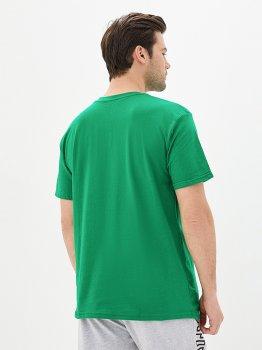 Футболка ROZA 170201 Зелена