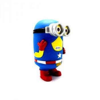 Портативная Bluetooth колонка NEEKA Сomic Heroes BT MINIONS 03 Captain America (03852CAM)