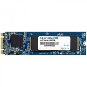 Накопичувач SSD M. 2 2280 120GB Apacer (AP120GAST280-1)