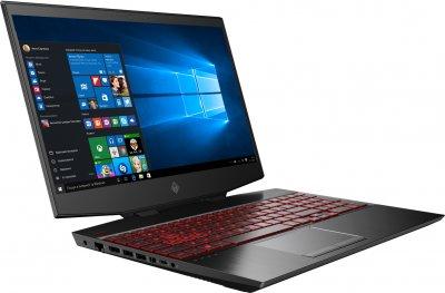 Ноутбук HP Omen 15-dh1001ur (104K0EA) Shadow Black
