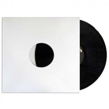 """Конверт белый внешний картонный Vinylaccessories для пластинок 12"""" 10шт"""