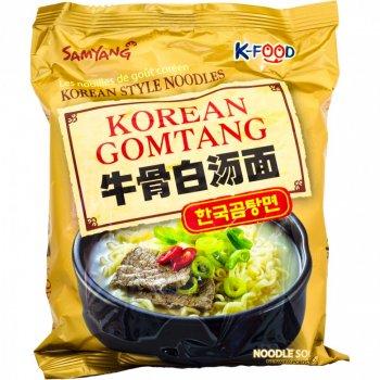 Суп рамен Гомтанг Samyang 102г