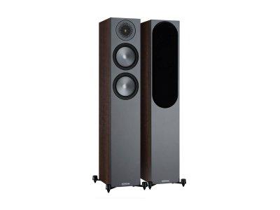 Напольная акустическая система Monitor Audio Bronze 200 Walnut (6G)