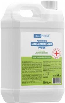 Жидкое мыло Touch Protect Алоэ вера-Чайное дерево с антибактериальным эффектом 5 л (4823109401587)