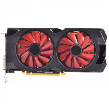 Відеокарта Xfx Pci-Ex Radeon Rx 570 Rs Xxx Edition 4Gb Gddr5 (256Bit) (1264/7000) (Dvi, Hdmi, 3 X Displayport) (Rx-570P427D6)