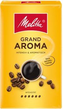 Жареный молотый кофе Melitta Grand Aroma 500 г (4002720430002)
