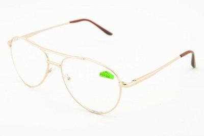 Очки с диоптрией Diamond D0007 Gold +1.5