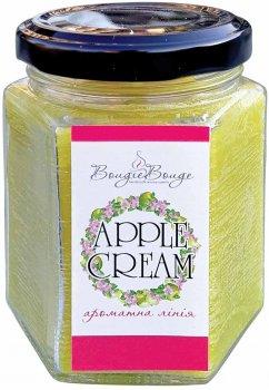 Свічка Scorpio Apple Cream 145 г (4820007584701)