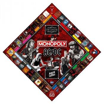 Настільна гра Winning Moves Monopoly AC/DC (5036905033152)