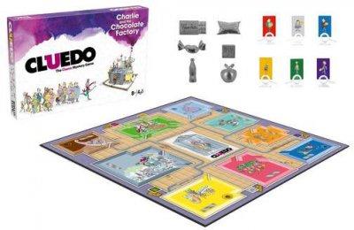 Настільна гра Winning Moves Cluedo Charlie and the Chocolate Factory (5036905035811)
