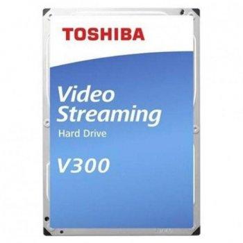 "Жорсткий диск 3.5"" 2Tb Toshiba V300, SATA3, 64Mb, 5700 rpm (HDWU120UZSVA)"