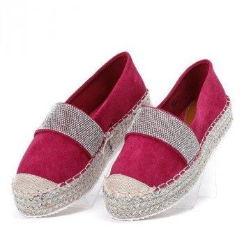 Жіночі сліпони, колір Рожевий, код 10472