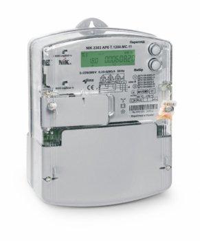 Трифазний тарифний електролічильник НІК 2300 AP6T.1000.C.11, 5-80А