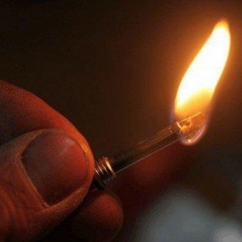 Огниво кресало зажигалка вечная спичка брелок Make Fire