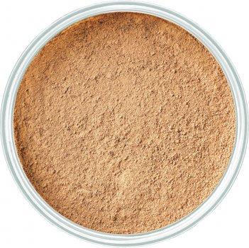 Минеральная пудра-основа для лица Artdeco Mineral Powder Foundation №08 light tan 15 г (4019674034088)