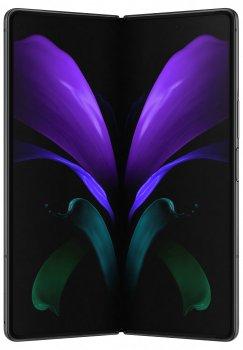 Мобільний телефон Samsung Galaxy Z Fold2 12/256 GB Black (SM-F916BZKQSEK)