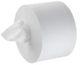 Диспенсер для туалетного паперу з фронтальної полистової видачею АБС пластик Ф-096 блакитний