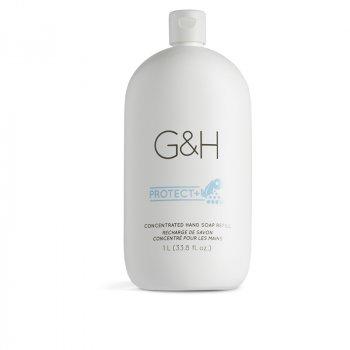Жидкое концентрированное мыло для рук G&H PROTECT Amway 1 л сменная упаковка (123398)