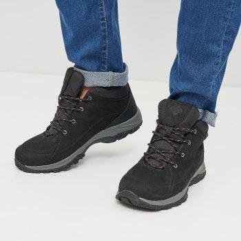 Ботинки Columbia Crestwood Venture Mid Waterproof 1938181-010 Черные