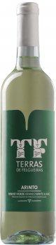Вино Vercoope Terras De Felgueiras Arinto Verde DOC TF біле сухе 0.75 л 11% (5601448110068)