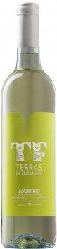 Вино Vercoope Terras De Felgueiras Loureiro Verde DOC TF біле сухе 0.75 л 11% (5601448110082)