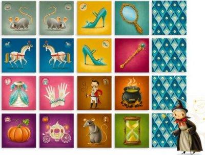 Настольная игра Granna Золушка (5900221083309)