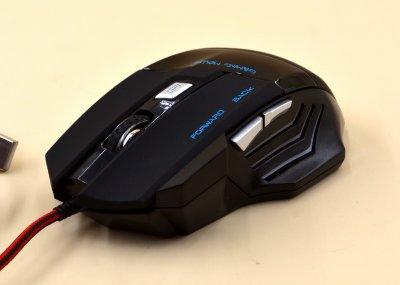 Комп'ютерна миша дротова Zornwee G-706