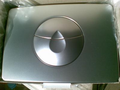 Спускная кнопка KOLO IDOL хромированная матовая