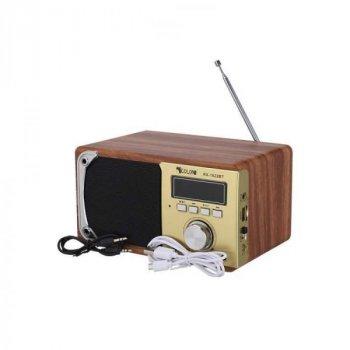 Радіоприймач Atlanfa 1822BT Bluetooth/USB/SD art.1110271