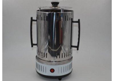 Электрошашлычница Domotec BBQ MS-7783, червона