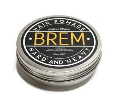 Бріолін для укладання волосся Brem Hard'N ' Heavy