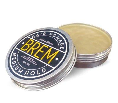 Бріолін для укладання волосся Brem Medium Hold