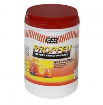 Порошок для чищення димоходів GEB Propfeu Poudre De Ramonage 900 грам