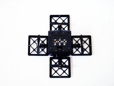 Квадрокоптер Black Knight Cube 414 c WiFi камерою