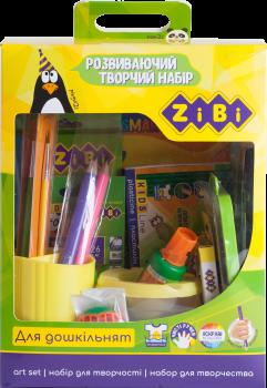 Развивающий творческий набор для дошкольников ZiBi (ZB.9954)