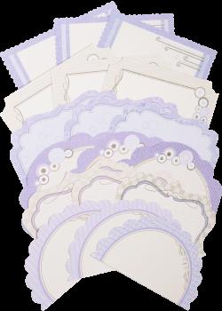 Заготівля для листівок ZiBi Elegance 102 х 153 см (ZB.18208-AF)