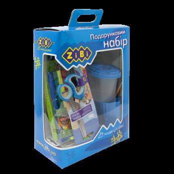 Набор подарочный ZiBi 13 предметов голубой (ZB992014)