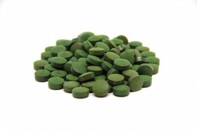 Спіруліна LoveShopee таблетки 1 кг