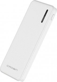 УМБ Crown CMPB-5000 5000 mAh Type-C White (CMPB-5000 White)