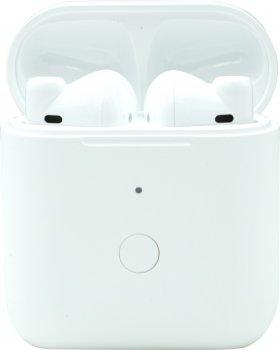 Навушники QCY T8 TWS Bluetooth White (6957141405956)