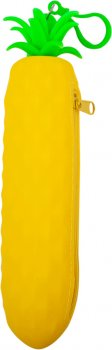 Пенал ZiBi Ананас силиконовый Желтый (ZB.704214) (4823078973351)
