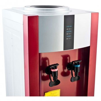 Кулер для воды Ecotronic CH H1-LN Red