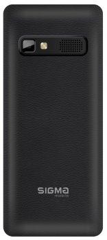 Мобільний телефон Sigma mobile X-Style 36 Point Black (4827798331323)