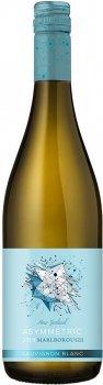 Вино Asymmetric Sauvignon Blanc біле сухе 0.75 л 12.5% (3263280121293)