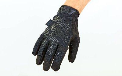 Перчатки тактические с закрытыми пальцами MECHANIX BC-5623(размер M , черный ) /2
