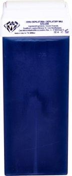 Віск для депіляції BRINail Blue Azulene в картриджі 100 мл (2142393100221)