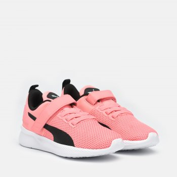 Кросівки Puma Flyer Runner V K 19292913 Salmon Rose-Black-White