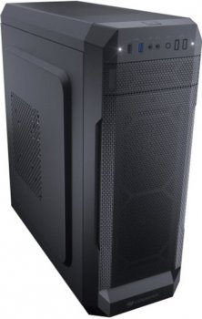 Корпус Cougar MX331 Mesh-X Black